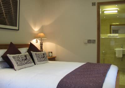 Pheasant Cottage Bedroom