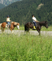 Horse Riding from the Raithwaite Estate