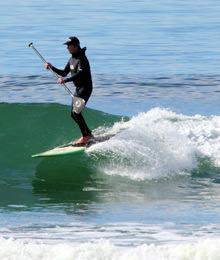 Surfing during your stay at Raithwaite Estate