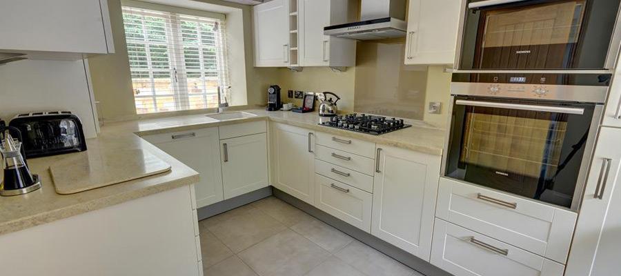 Clematis Cottage Kitchen