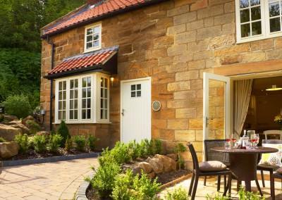 Gardeners Cottage Exterior