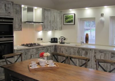 Home Farm Cottage Kitchen
