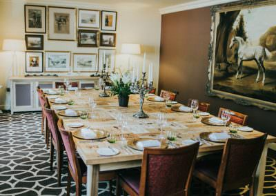 Headlam Suite - Private Dining Room
