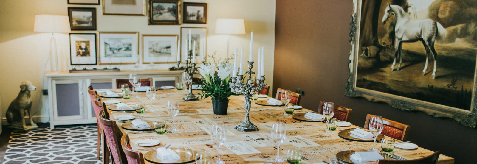 Host your special event at Raithwaite Estate