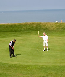 Play Golf at Whitby Golf Club while staying at the Raithwaite Estate