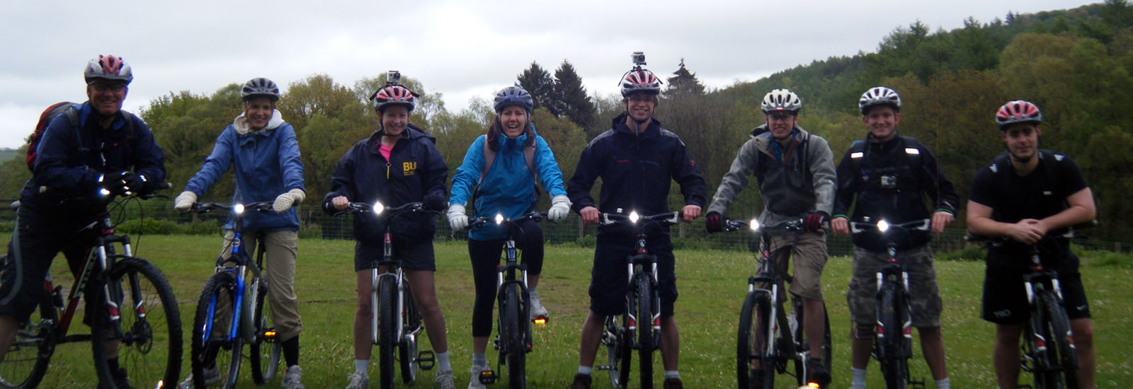 Cycling and Mountain Bike tours from the Raithwaite Estate