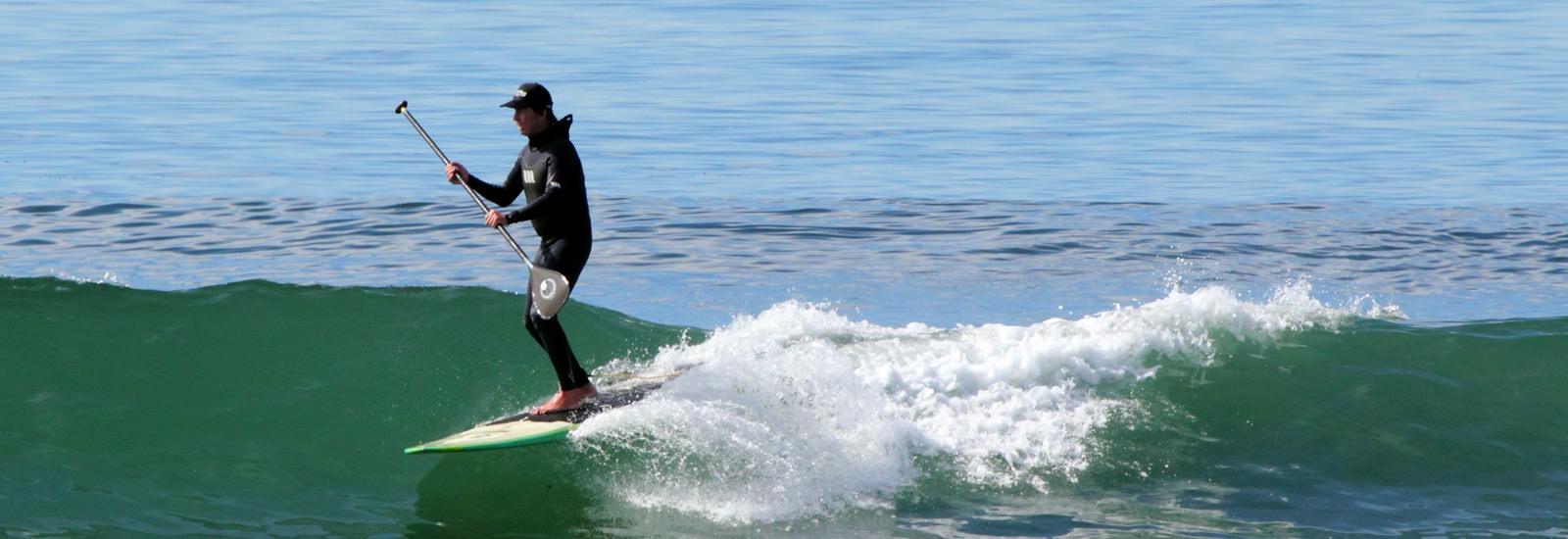 Yorkshire surfing at the Raithwaite Estate