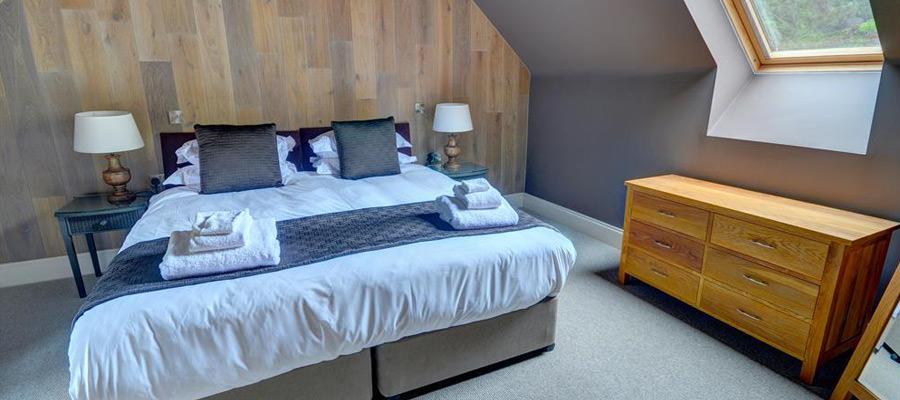 Clematis Cottage Bedroom
