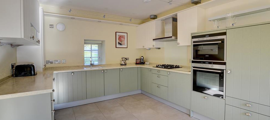Gardeners Cottage Kitchen