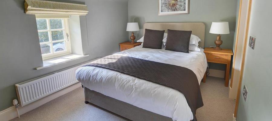 Gardeners Cottage Bedroom