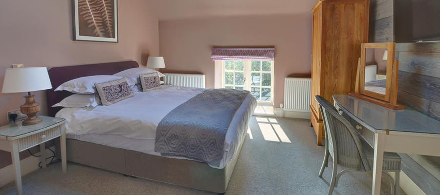 Gardeners Cottage Bedroom