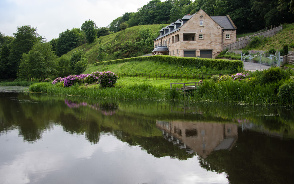 The Lakehouse 6 bedroom private house for rent at Raithwaite Estate.