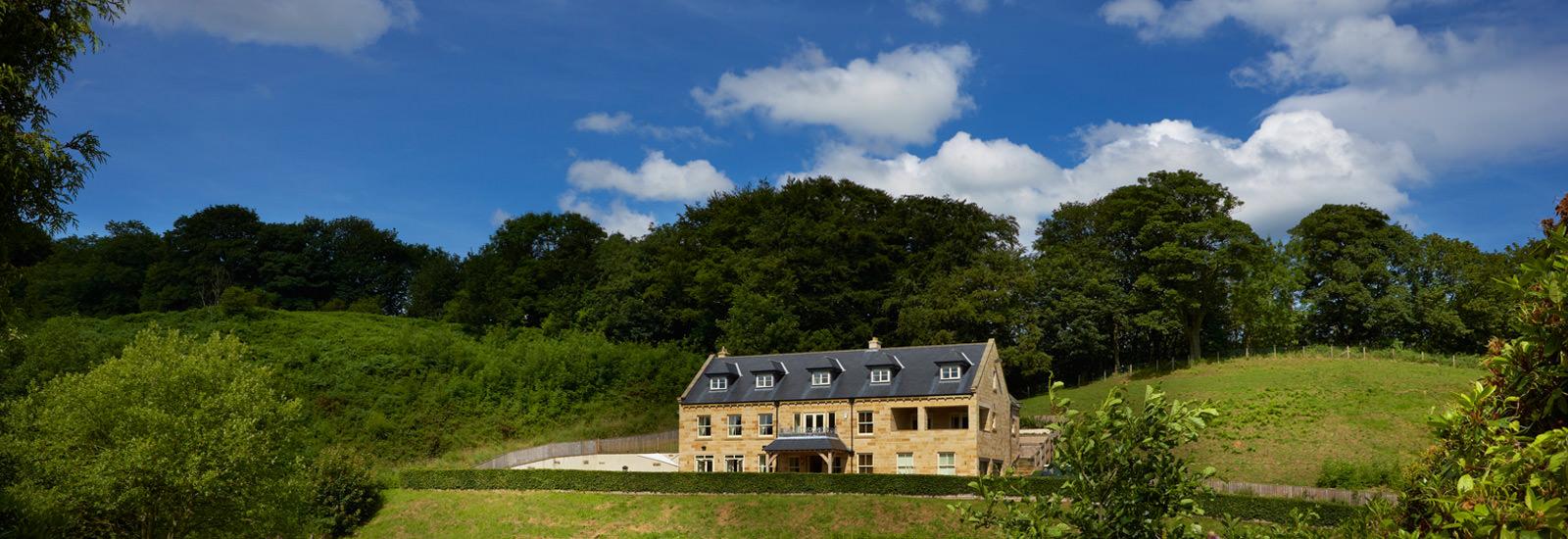 The Lakehouse at Raithwaite Estate