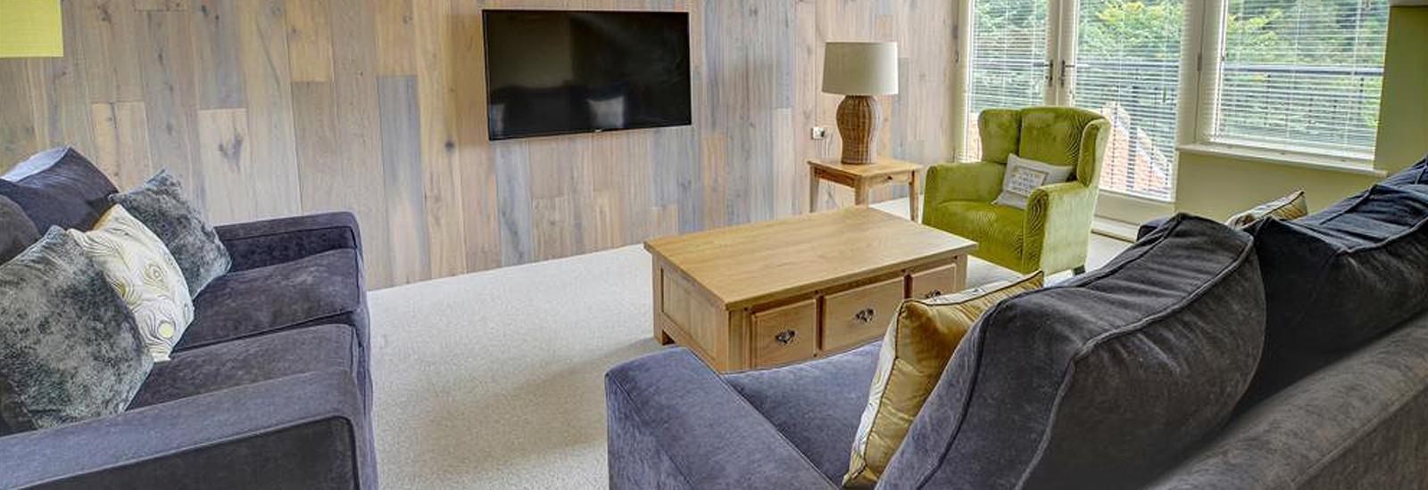 Pheasant House Living area