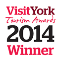 Raithwaite Estate 2014 Visit York Tourism Award Winner