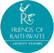 Friends of Raithwaite Estate loyalty scheme badge