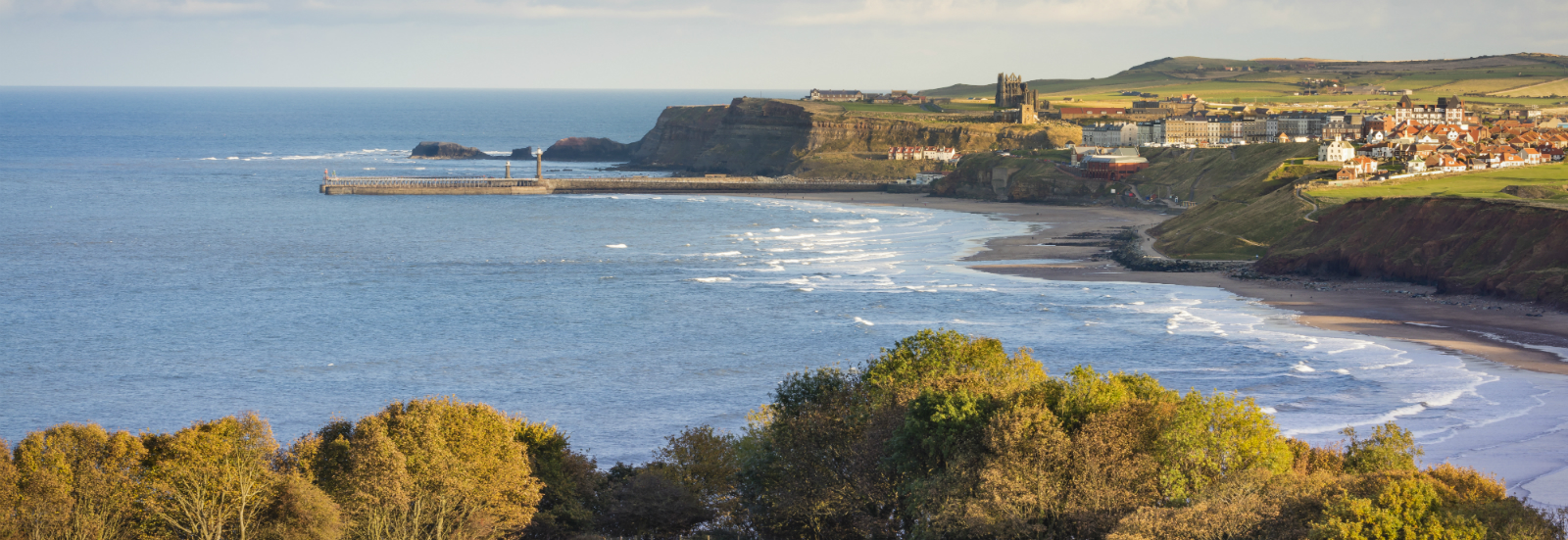 Spring stay in Whitby