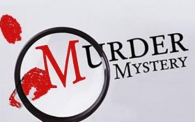 MURDER MYSTERY AFTERNOON TEA EVENT
